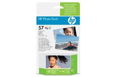 HP  Q7931AA 57 SERIES PHOTO PACK (HPD7931 1083872)no longer available